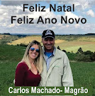 CARLOS MACHADO - MAGRÃO