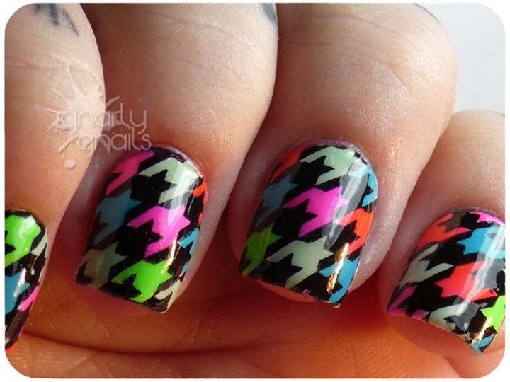 Uñas decoradas - Diseño de uñas con gel 2014   Rincón Del Floro!