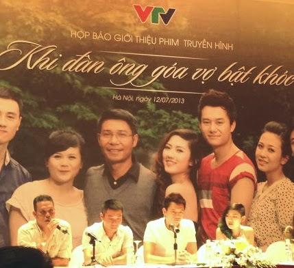 Khi Đàn Ông Góa Vợ Bật Khóc-vtv6 - Khi Dan Ong Goa Vo Bat Khoc - Phim Bộ Việt Nam