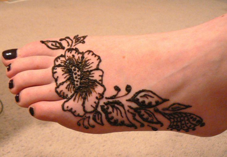 Mehndi Designs Legs Simple : Mehndi arabic designs for hands videos simple