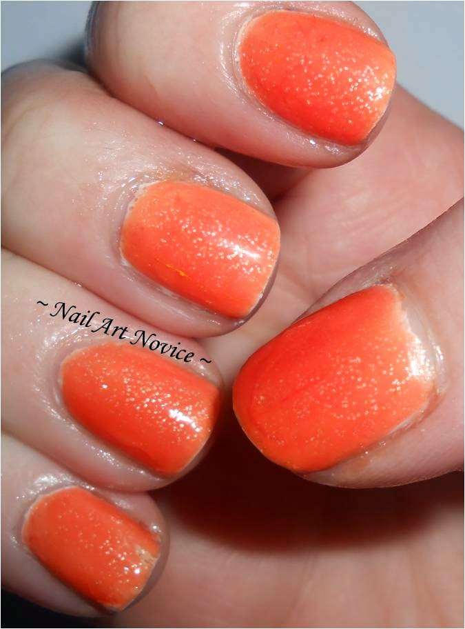 Stellar Polishes-Sungodown Cold