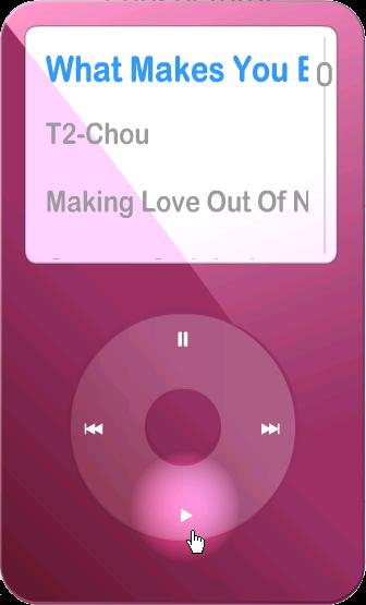 6 台 iPod 的音樂(點我點我)^^