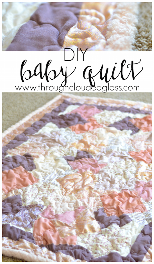 Baby Girl Nursery Bedding | Through Clouded Glass
