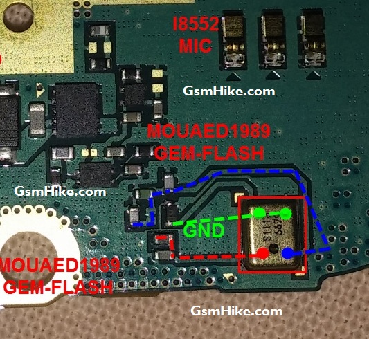 samsung gt i8552 mic solution ways jumper gsmhike