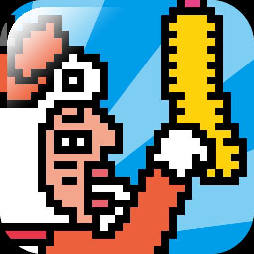 ねこじゃらしにニャンニャンするゲーム「Kitty Punch」Android App
