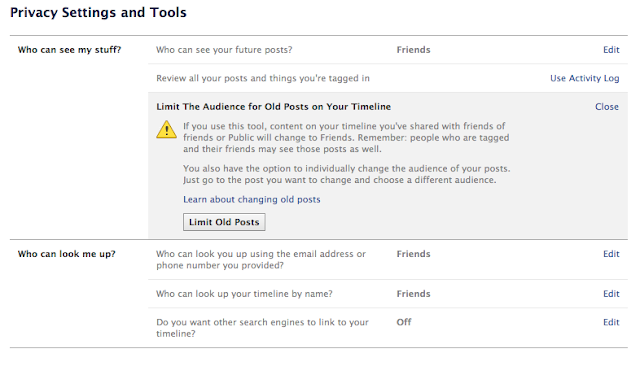 Facebook May Have Made Your Profile Public, Lock It Down