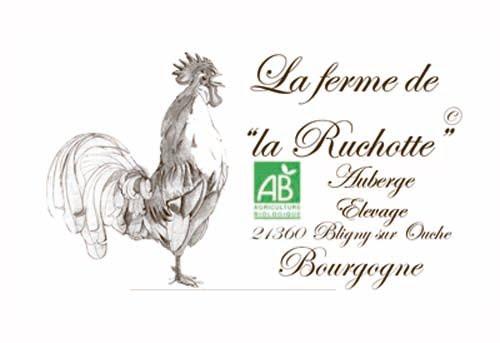 La Ruchotte-l'élevage, en AB certifié par Qualité France.