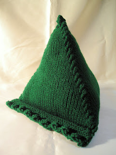 knitted tablet prop