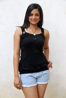 Anuhya Reddy Posing for a Latest Picture Shoot in Mini Jeans
