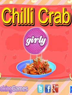 Game Masak Chilli Crab