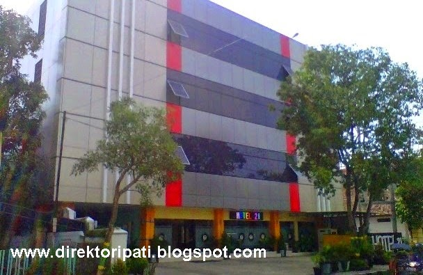 Hotel Berbintang di Pati Terbaru dan Terlengkap