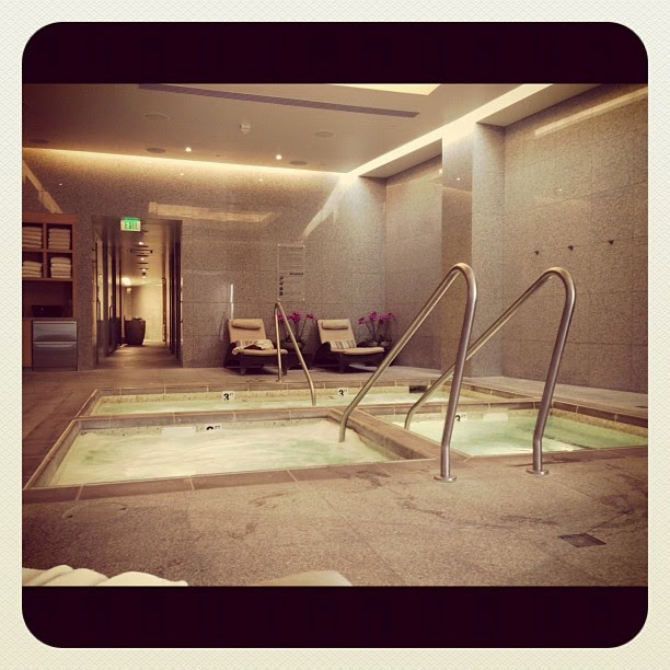 aria hotel review