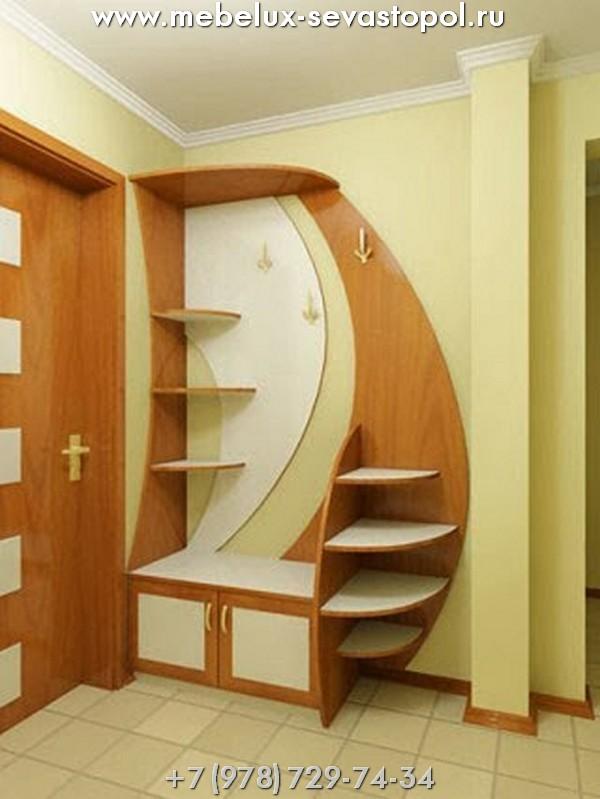 Мебелюкс. мебель севастополь: прихожие в севастополе.