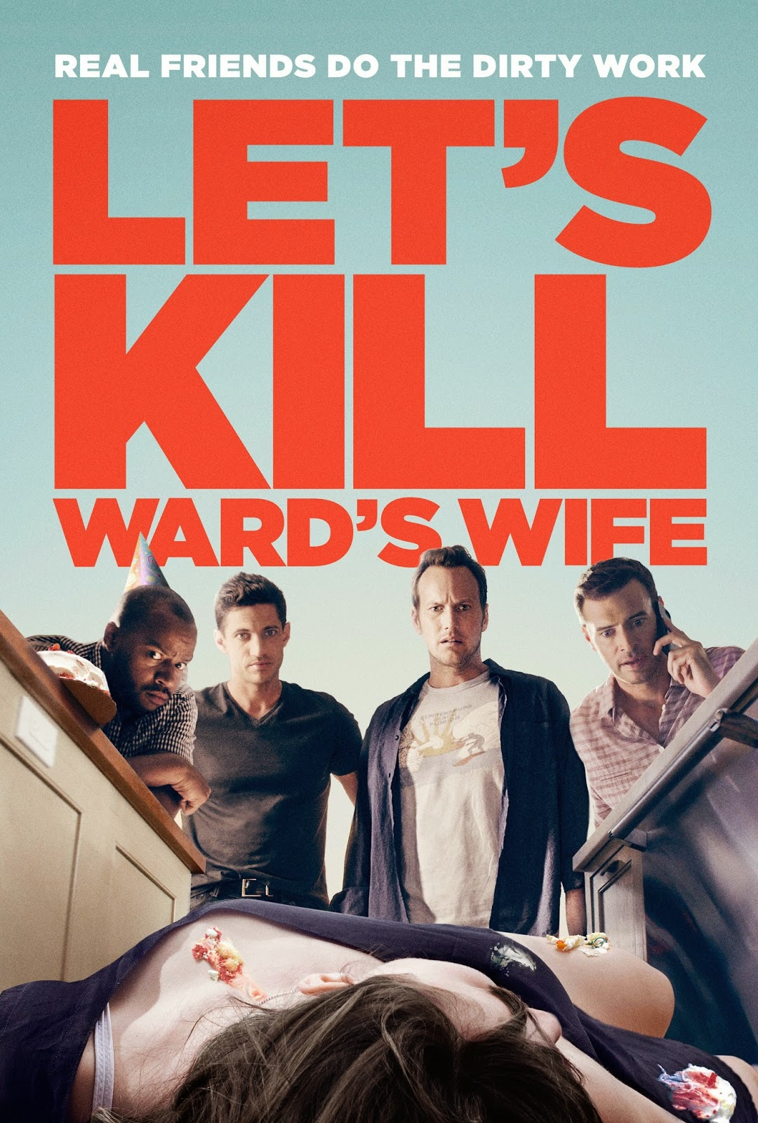 Let's Kill Ward's Wife (2014) HDRip tainies online oipeirates