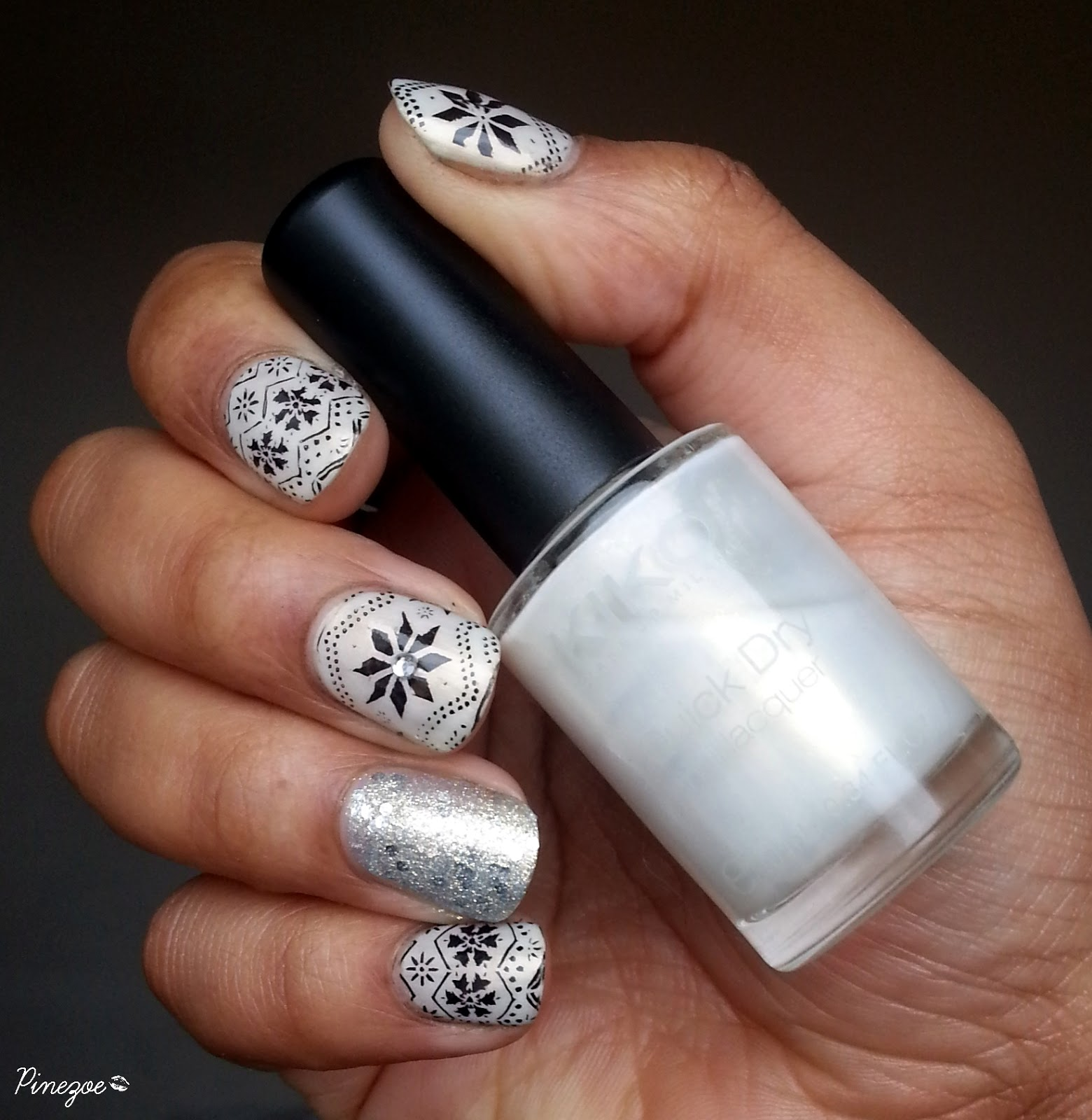 Sweater Nails
