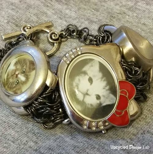 http://www.upcycleddesignlab.com/2015/01/upcycled-watches-picture-charm-bracelet-tutorial-.html