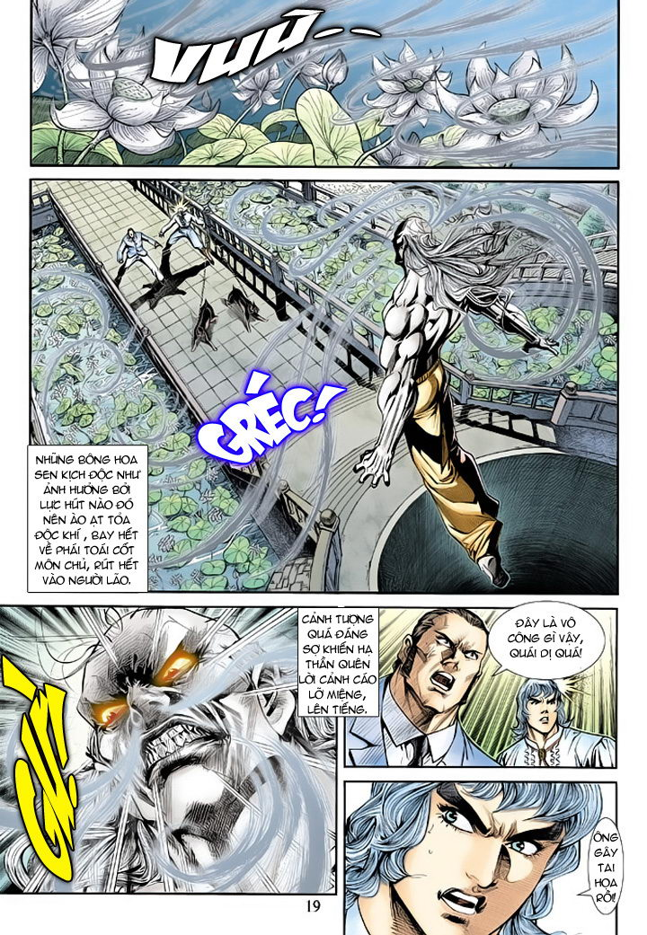 Tân Tác Long Hổ Môn chap 175 - Trang 19