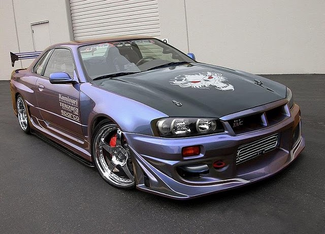 Otomotif: Modification Car Skyline