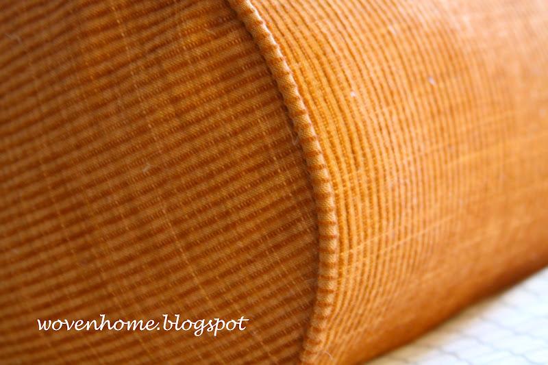 Woven Home Long Lumbar Pillow Tutorial
