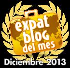 ¡Blog del mes en Expat blog!