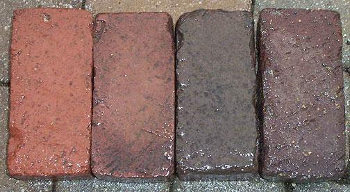 Brick Colors8