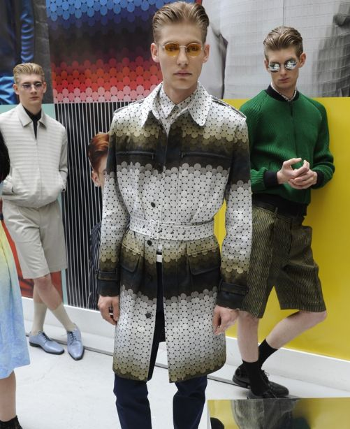 London Collections: Men Spring-Summer 2013- 21