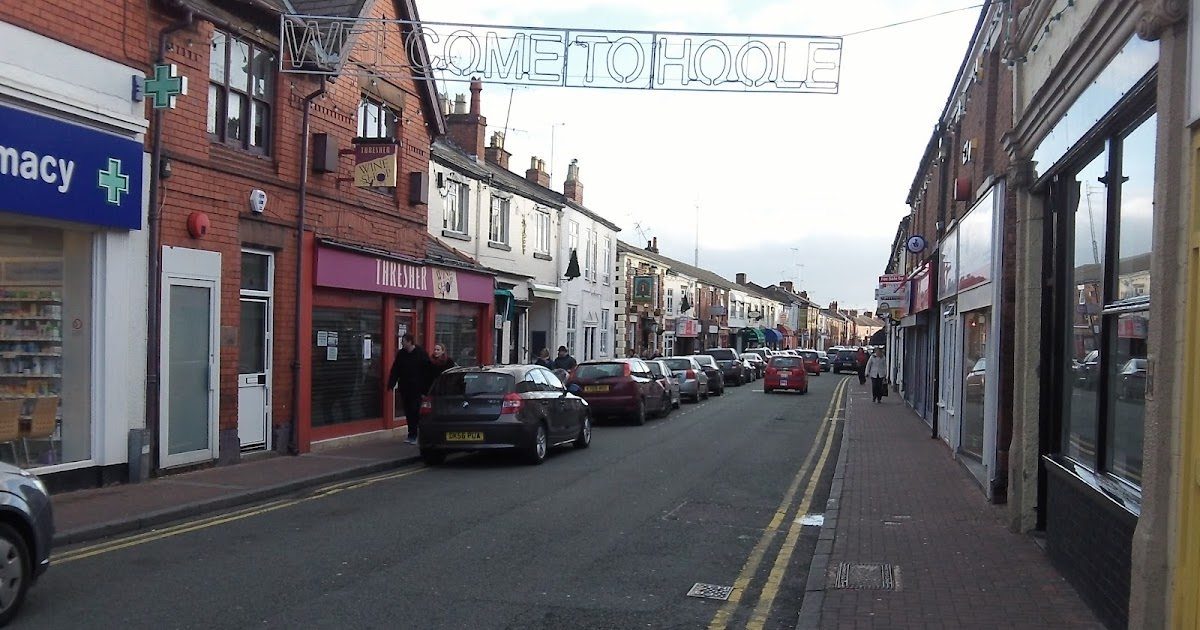 Life In Northern Towns Hoole In Chester