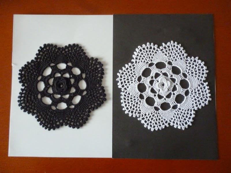 Czarno-biała kompozycja