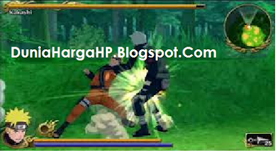 Naruto Shippuden Legends Akatsuki Msing High Compress CSO