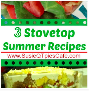 Summer Stove Top Recipes