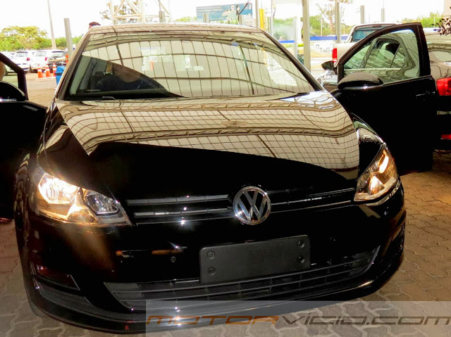 Novo Golf Highline 2014 - Preto