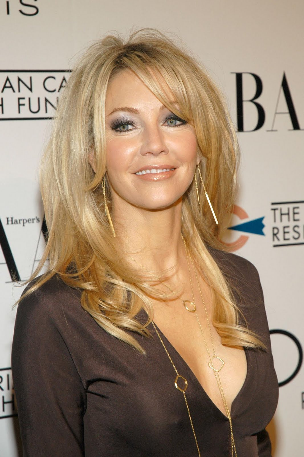 Fashion Trends: Engagement Of Heather Locklear