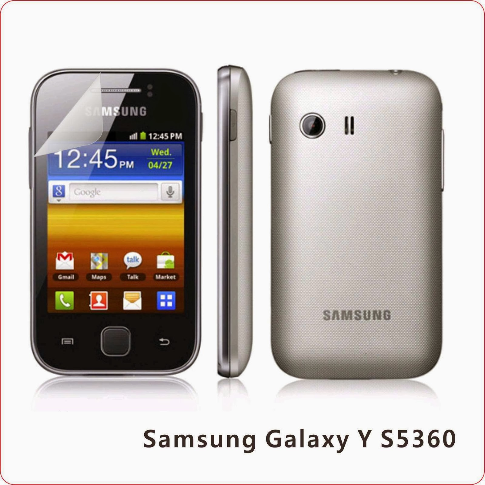 kernel Samsung Galaxy Young