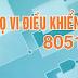 Code Lập trình Vi Điều Khiển 8051 - Full