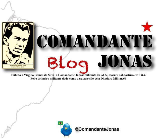 COMANDANTE JONAS BLOG