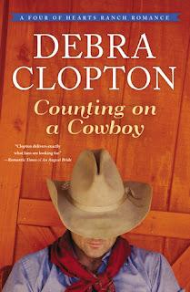 Heidi Reads... Counting on a Cowboy by Debra Clopton