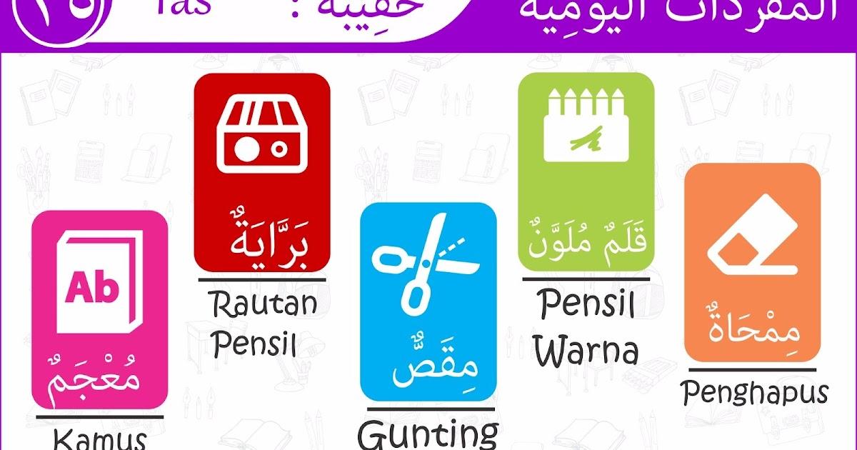 Belajar Bahasa Arab Koran Bahasa Arab Edisi 25 Tas Bagian 2