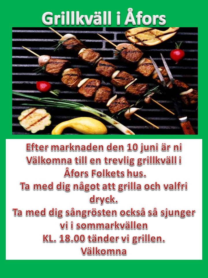 GRILLKVÄLL