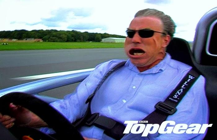 Obraz: Jeremy Clarkson w Top Gear