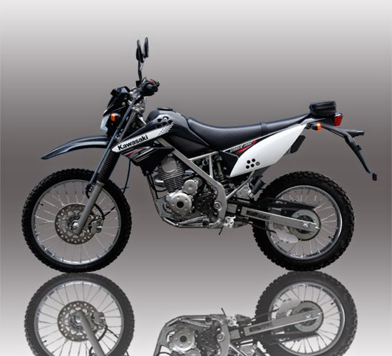 Spesifikasi Kawasaki KLX 150S