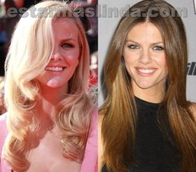 Brooklyn Decker antes y después
