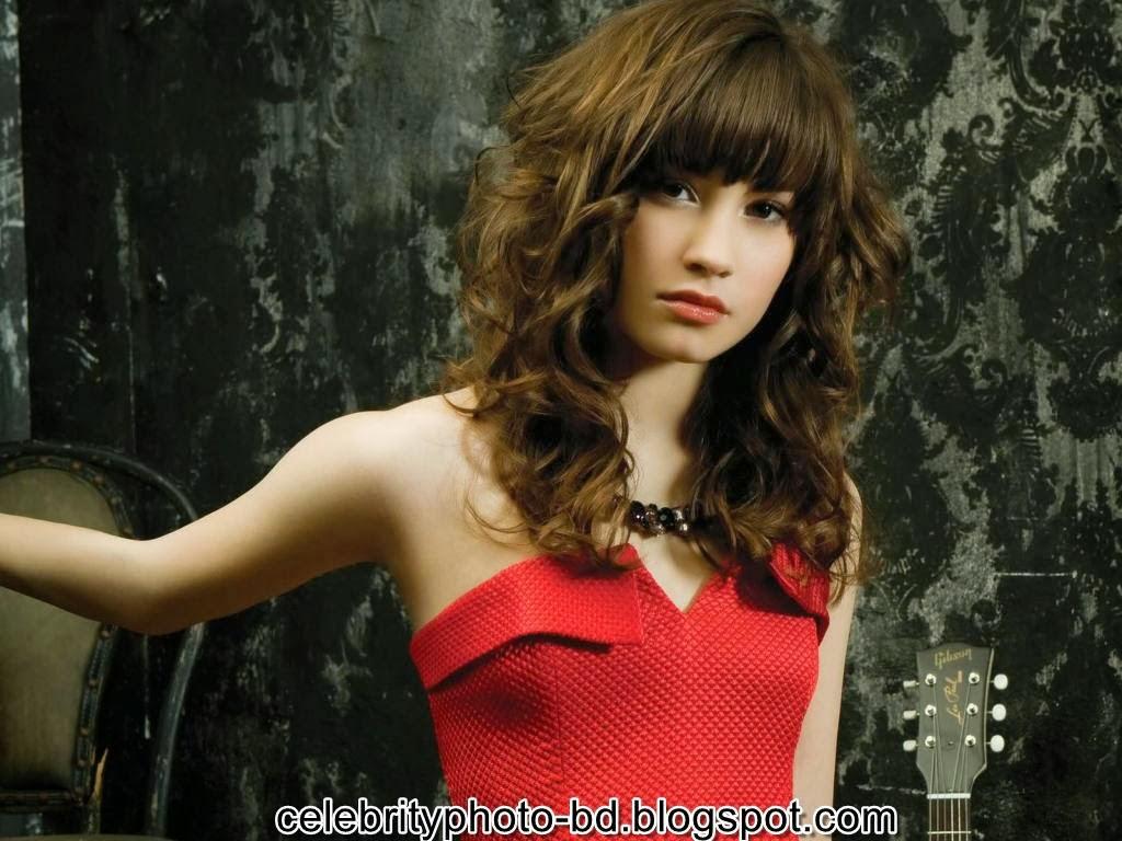 Actress+Demi+Lovato+Photos005