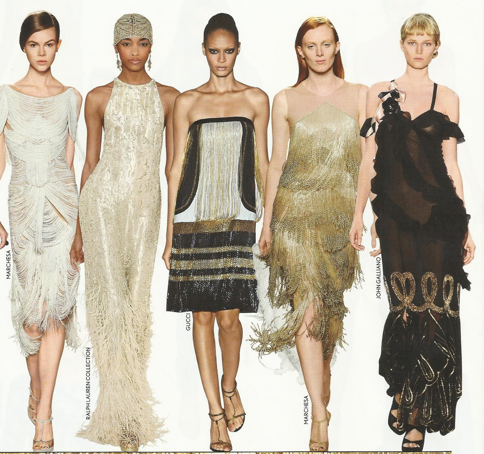 Particularly love the fringe dresses i thought i d share some of