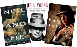 Bücher von Neil Youngs Karriere