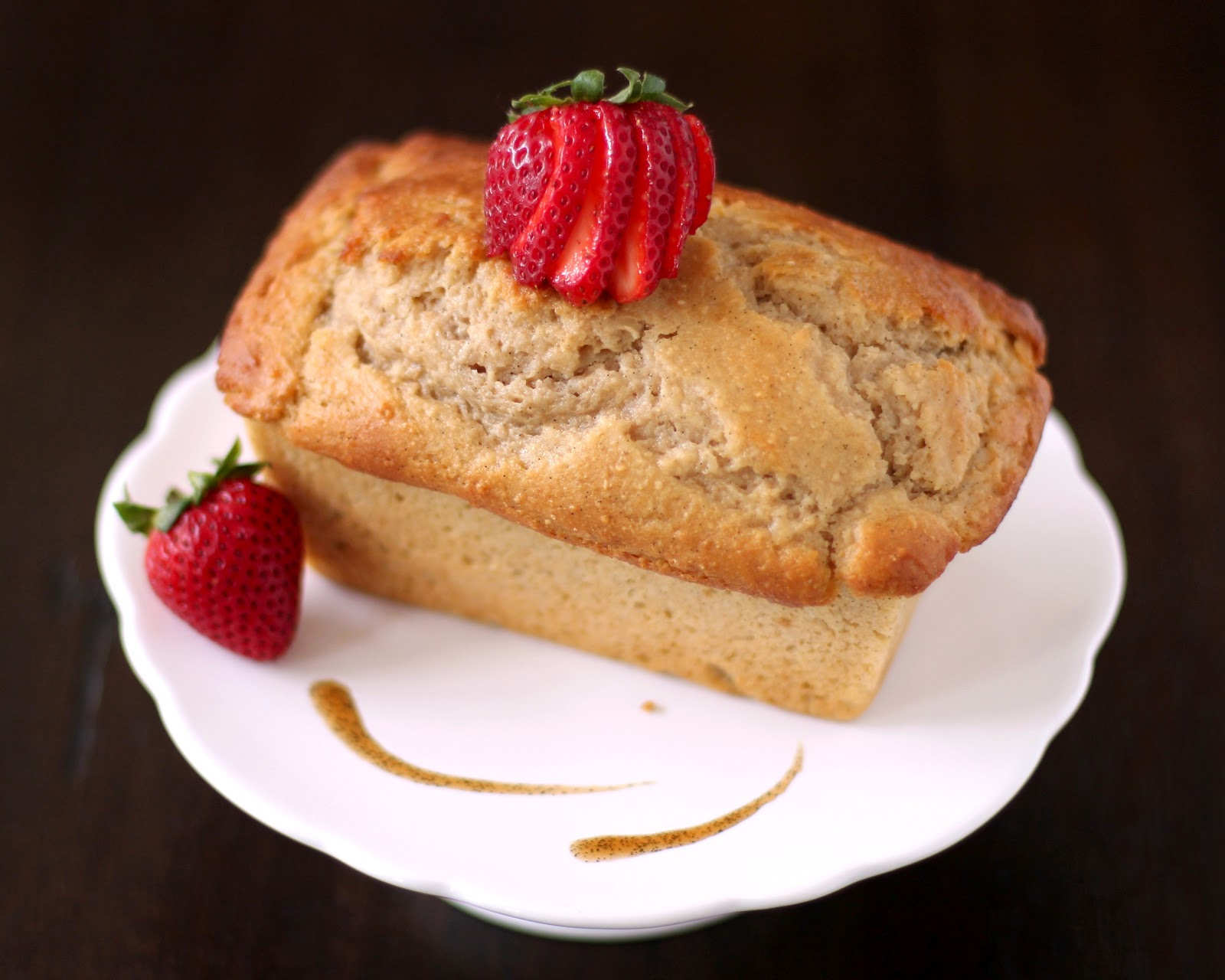 absolutely adored pound cake, dense, moist and buttery rich pound cake ...
