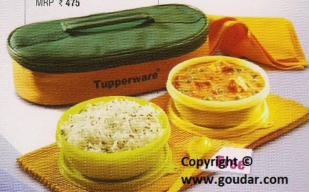 mahiti - Tupperware ..: Tupperware Buddy Bowl Lunch Set