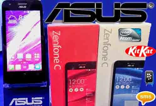 Asus Zenphone C Smartphone Terbaru Dengan Harga Terjangkau