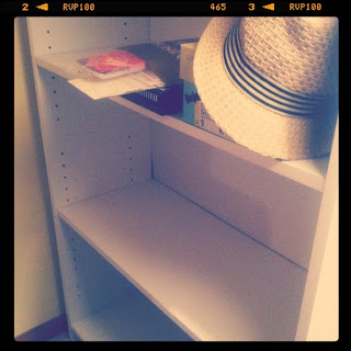 instagram libbyjb empty bookcase