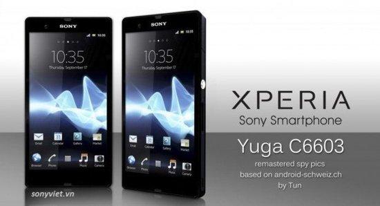 Sony Xperia Z L36i