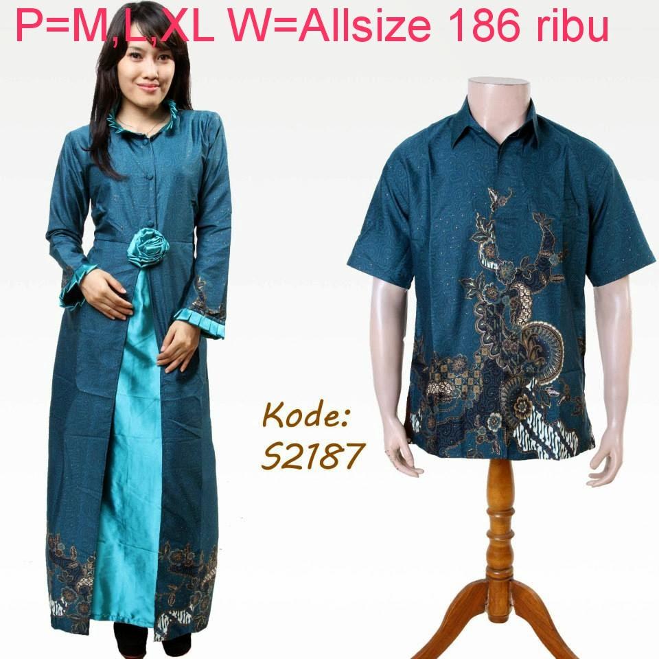 Baju Batik Berpasangan Model Ekslusif Model Baju Batik